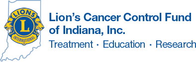 Lion's Cancer Control Fund of Indiana